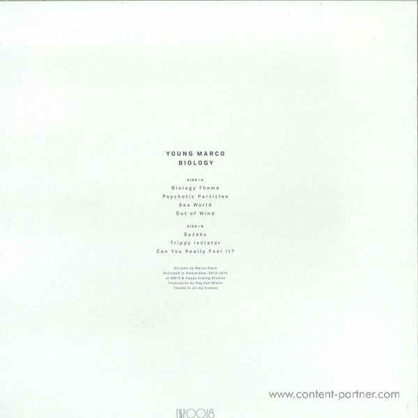 Young Marco - Biology (Back)