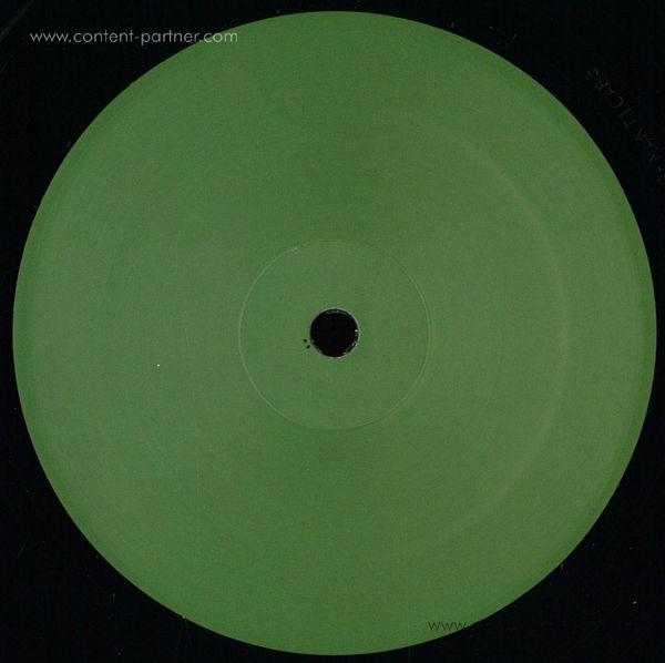 Yugen - Ineffable (Generic Black Cover / Vinyl) (Back)