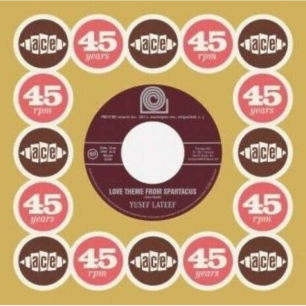 Yusef Lateef - Love Theme From Spartacus (7inch Single)