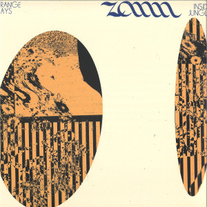 ZANN - STRANGE WAYS / INSIDE JUNGLE