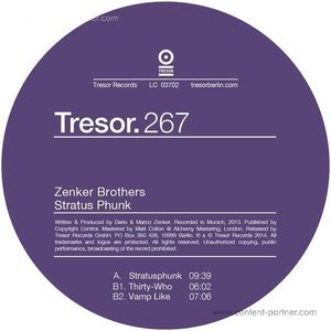ZENKER BROTHERS - stratus phunk / thirty-who / vamp like