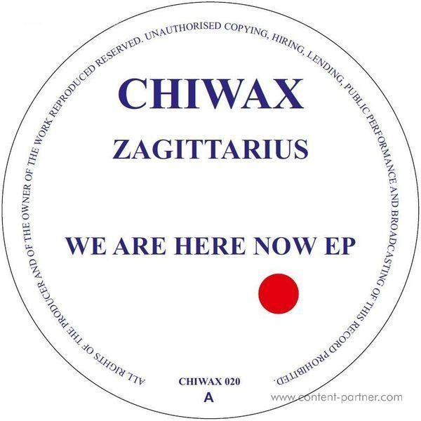 Zagittarius - We Are Here Now