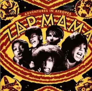 Zap Mama - Zap Mama (LP)