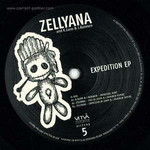 Zellyana And K.larm & J.raninen - Expedition EP