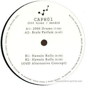 Zendid - 2000 Drums