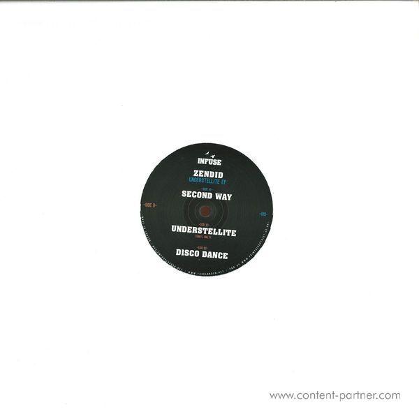 Zendid - Understellite EP (Back)