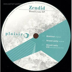 Zenzid - Wood Lesty EP (Vinly Only)