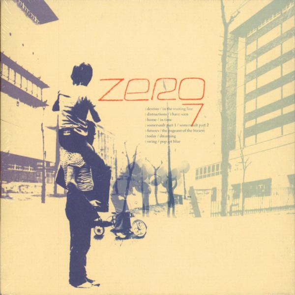 Zero 7 - 7 x 7 (RSD Exclusive)
