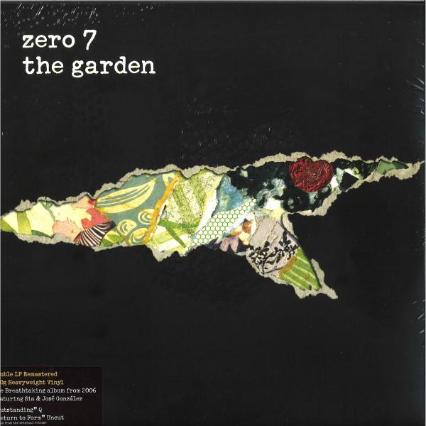 Zero 7 - The Garden (Rem 180g Vinyl 2LP Reissue)