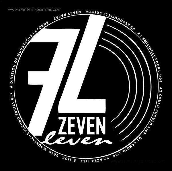 Zeven Leven - Marious Strijdhorst EP (Back)