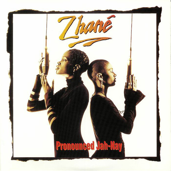 Zhané - Pronounced Jah-Nay (180g 2LP Repress)