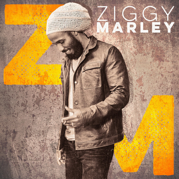 Ziggy Marley - Ziggy Markey (Coloured LP+CD)