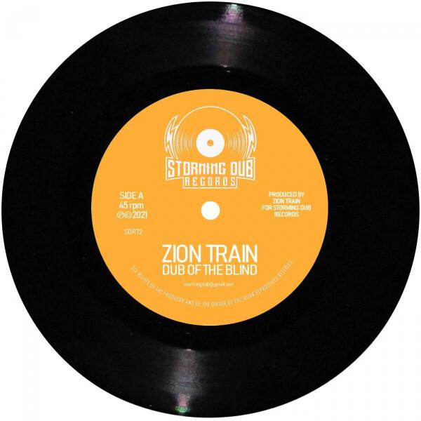 Zion Train - Dub Of The Blind / Graea Dub