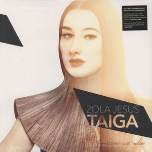 Zola Jesus - Taiga (LP+MP3)