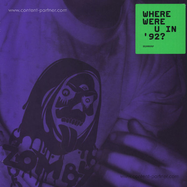 Zomby - Where Were U In 92