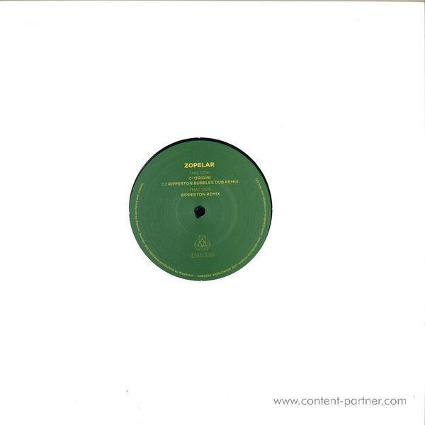 Zopelar - Origini (Ripperton Remixes) (Back)