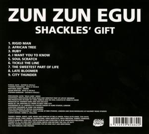 Zun Zun Egui - Shackles Gift (Back)