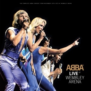 abba - live at wembley arena (2 cd)