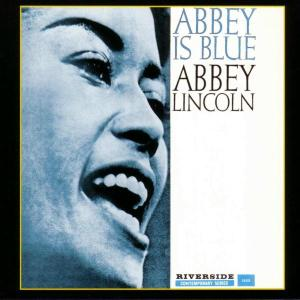 abbey lincoln - abbey is blue  (rlp-1153)