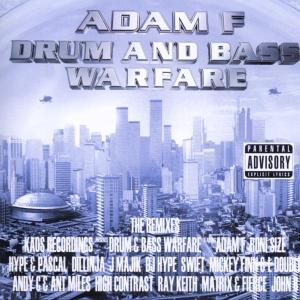 adam f - drum & bass warfare