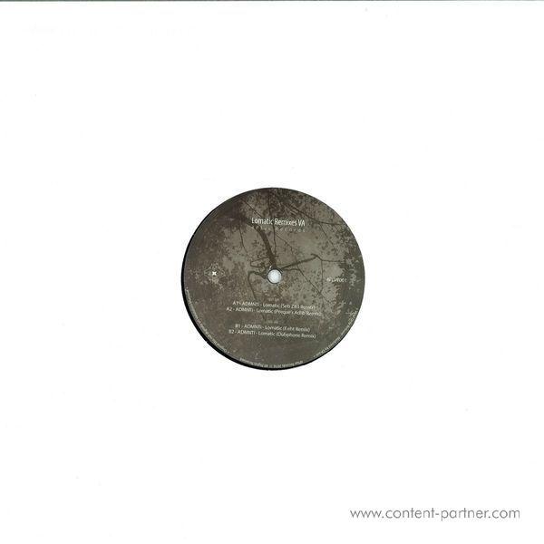 admnti - lomatic remixes va (Back)