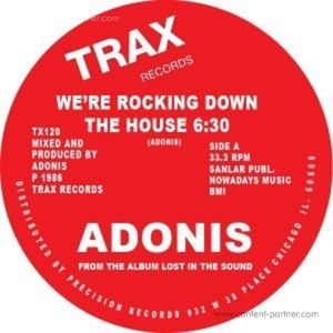 adonis - we're rocking down the house (remastered