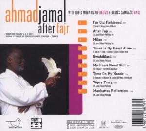 ahmad jamal - after fajr (Back)