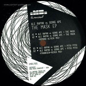 ale rapini vs. going ape - the mask  ep