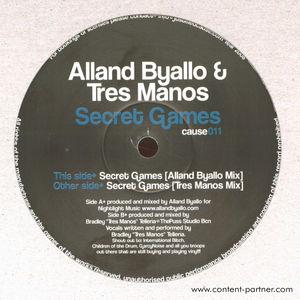 alland byallo & tres manos - secret games