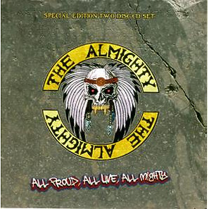 almighty - live at the astoria 2008