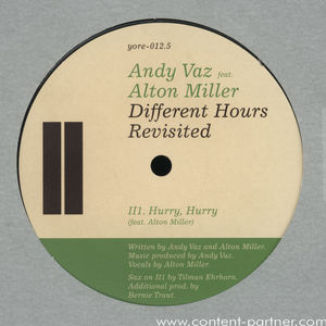 andy vaz - different times ep revisited