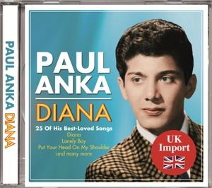 anka,paul - diana-best love songs