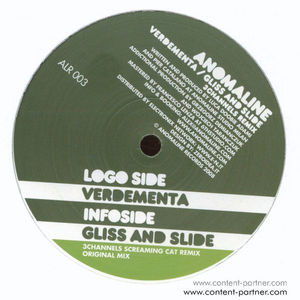 anomaline - verdementa / gliss and slide