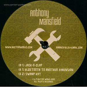 anthony mansfield - ep
