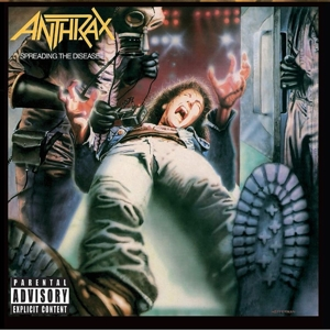 anthrax - spreading the disease  (dlx edt)