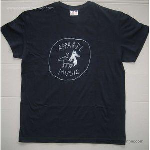 apparel t-shirt - dark blue, size s