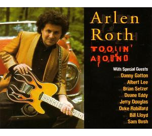 arlen roth - toolin  around