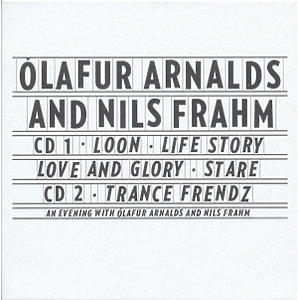arnalds,olafur & frahm,nils - collaborative works