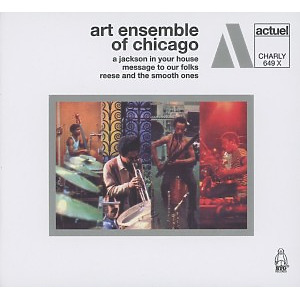 art ensemble of chicago - a jackson in your house/message t