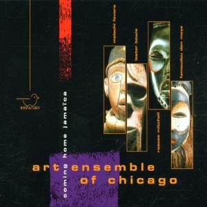 art ensemble of chicago - coming home jamaica