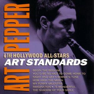 art pepper - art standards