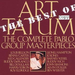 art tatum - best of pablo group masterpiec