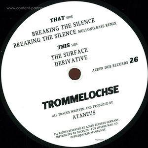 ataneus - trommelochse