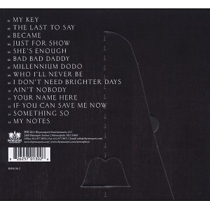 atmosphere - the family sign (Back)