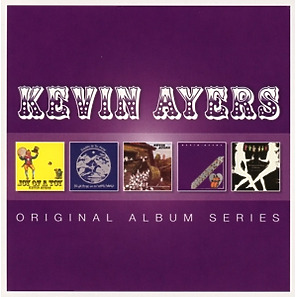 ayers,kevin - original album series
