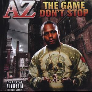 az - the game don't stop