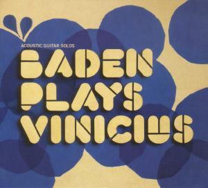 baden powell - baden plays vinicius