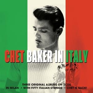 baker,chet - in italy