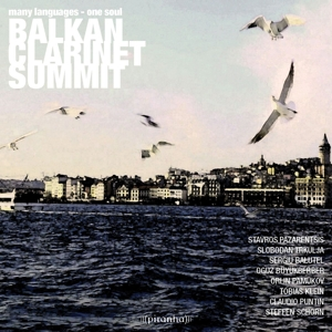 balkan clarinet summit - many languages-one soul