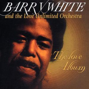 barry white - the love album